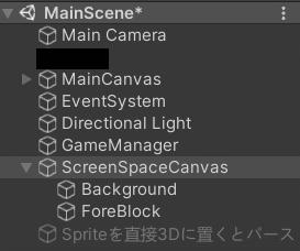 ScreenSpace Canvas-Children