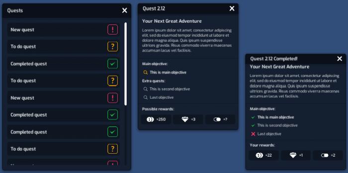Flat-Min-GUI-Pack QuestWindow