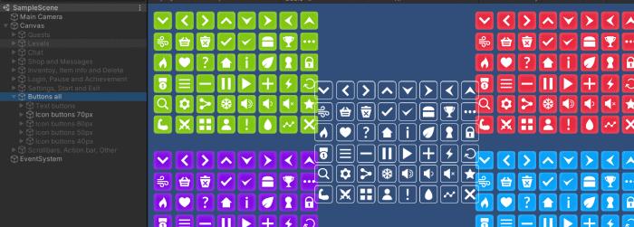 Flat-Min-GUI-Pack Button